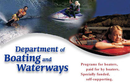 California Department of Boating and Waterways